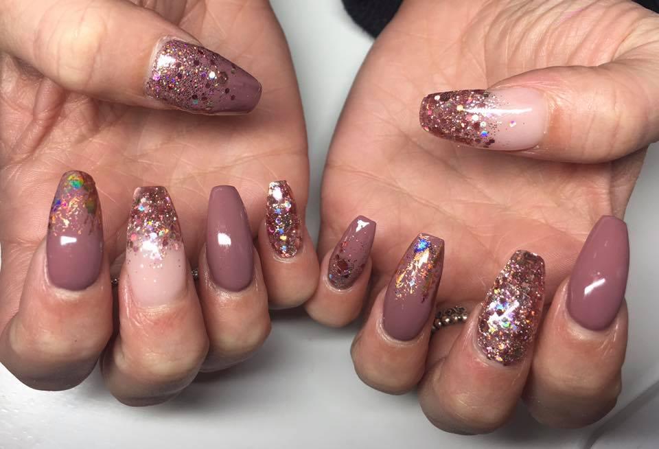 Acrylic Nails - Little Luxury